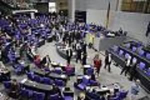 +++ bundestag im live-ticker +++ - scharfe kritik der opposition erwartet: bundestag diskutiert über konjunkturpaket