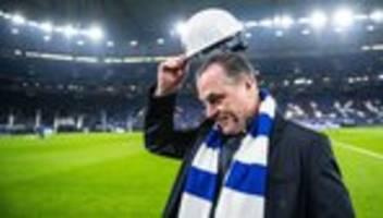 fc schalke 04: clemens tönnies gibt amt als schalke-aufsichtsratschef ab