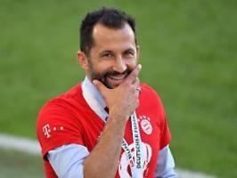 wir sind wieder an der reihe: bayern-aufsteiger salihamidzic erwartet titel