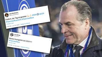 Twitter-Reaktionen: Bestes Gefühl seit 2001 – Twitter-User reagieren auf Tönnies-Rücktritt