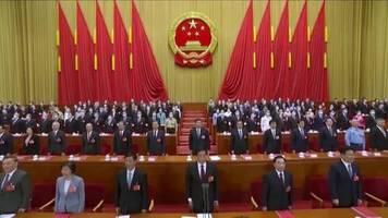 video: china verabschiedet sicherheitsgesetz für hongkong