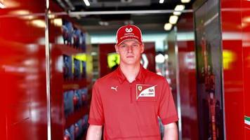 Vor Beginn der Formel-2-Saison: Mick Schumacher: Ich fühle keinen Druck, diesen Familiennamen zu tragen