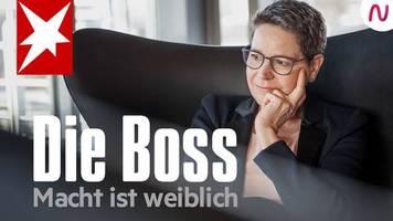 die boss – macht ist weiblich: treffen sich zwei spitzenfrauen...