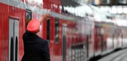Körperliche Gewalt gegen Zugbegleiter und Lokführer nimmt zu