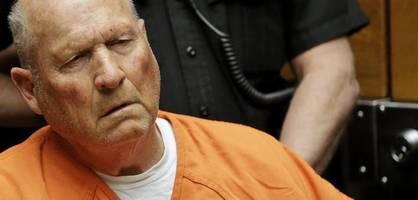 """""""golden state killer"""" gesteht morde und entgeht todesstrafe"""