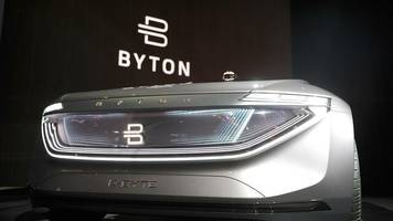 Byton: Chinas große E-Auto-Hoffnung stoppt die Produktion