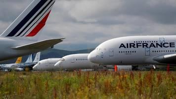 Flugzeugbauer in Krise: Airbus will 5000 Stellen allein in Deutschland streichen