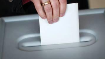 Wahl des Landrats im Ostalbkreis