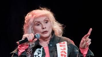 Blondie - Promi-Geburtstag vom 1. Juli 2020: Debbie Harry