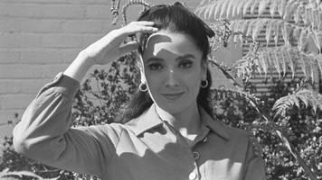 High Chaparral-Schauspielerin Linda Cristal ist gestorben