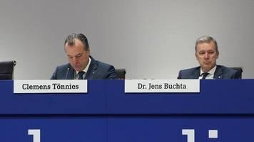 FC Schalke 04: Jens Buchta ist Tönnies-Nachfolger