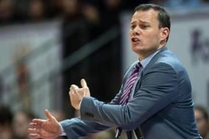 basketball-trainer roijakkers verlässt göttingen