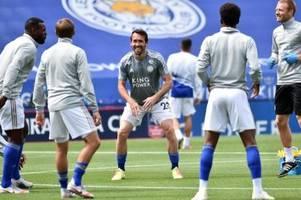 Lockdown in der City - Leicester setzt Spielbetrieb fort