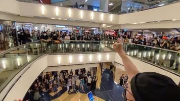 China trotzt Kritik: Umstrittenes Sicherheitsgesetz für Hongkong erlassen