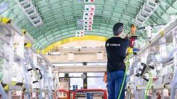 Airbus streicht 15.000 Stellen