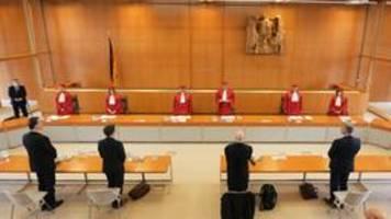 bundesverfassungsgericht: polizei durfte nicht ins abgeordnetenbüro