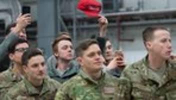 US-Streitkräfte: Trump beschließt Abzug von 9.500 Soldaten aus Deutschland