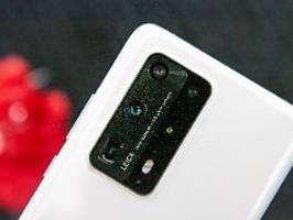 kamera zoomt allen davon: huawei p40 pro+: high end ohne happy end