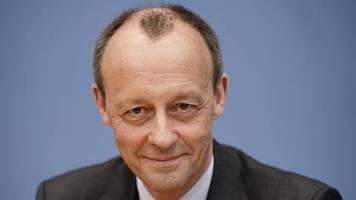bei markus lanz: friedrich merz: söder als kanzlerkandidat? denkbar, klar
