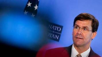 Trump stimmt Vorschlag zu: US-Truppenabzug aus Deutschland beschlossen