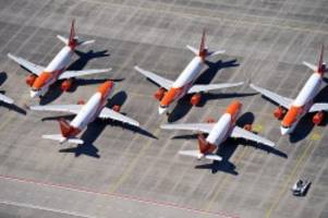corona-krise: easyjet will standort berlin um die hälfte reduzieren