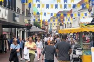 lokale wirtschaft: buxtehudes wirtschaft zieht wieder an