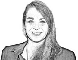 Menschlich gesehen: Hamburger Schauspielerin Kirsten Sprick: Die Spontane