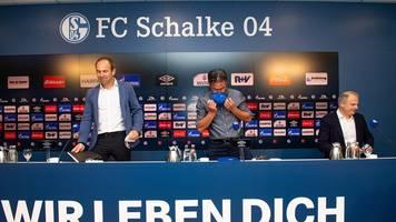 Angeschlagener Bundesligist - Schalke: Vorstand kündigt massive Einsparungen an - Zäsur