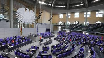 bundestag verkleinern: union mit vorschlag zur wahlrechtsreform
