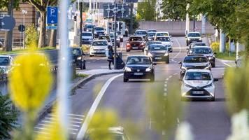 stuttgart: fahrverbote für euro-5-diesel treten in kraft – auf dem papier