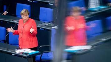 Merkel am 14. Juli zu Gast im bayerischen Kabinett