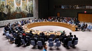 Nach drei Monaten Streit: UN-Sicherheitsrat ringt sich zu Covid-Resolution durch