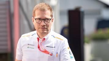 Auftakt in Österreich - McLaren-Teamchef: Intensivste Formel-1-Saison aller Zeiten