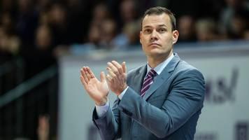 brose bamberg holt roijakkers als coach: kapitän harris geht
