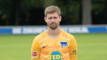Bundesliga: Hertha-Keeper Kraft beendet Karriere mit nur 31 Jahren