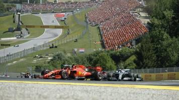Formel 1: Schlaglichter zum Red-Bull-Ring