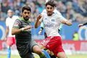 News-Ticker zum Hamburger SV - Zwei Leihspieler ohne Zukunft beim HSV - einer bringt dem Klub jetzt wohl Millionen