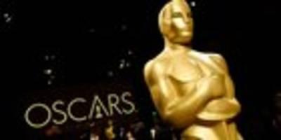 Oscars 2021 von Februar auf April verschoben