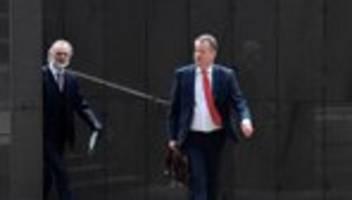EU-Austritt: Brexit-Verhandlungsrunde vorzeitig abgebrochen