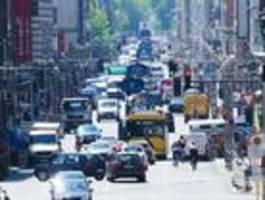 Berlins Verkehrssenatorin will bei der Mobilitätswende klotzen statt kleckern
