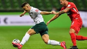 Relegation: Werder droht weiter der Abstieg: Nullnummer gegen Heidenheim