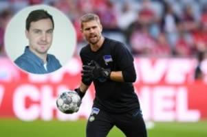 Kolumne Immer Hertha: Eine Kraft-lose Hertha? Kaum vorstellbar!