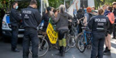 Linkes Hausprojekt in Berlin: Besetzer*innen feiern sich selbst