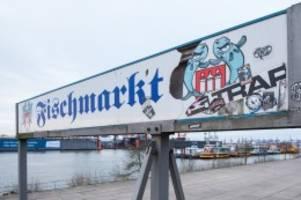 Newsblog für Norddeutschland: Corona-Lockerungen: Hamburger Fischmarkt könnte öffnen