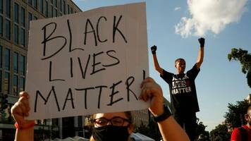 """Rassismus in den USA: Trump beklagt geplanten """"Black Lives Matter""""-Schriftzug in Manhattan"""