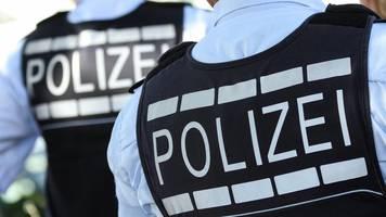 Polizei-Großeinsatz am Busbahnhof in Hamburg-Billstedt