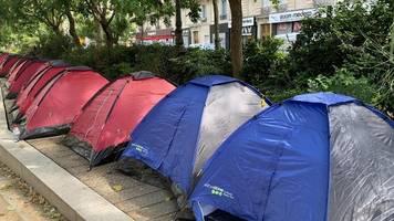 urteil: frankreich zwang asylsuchende zur obdachlosigkeit