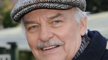 Ex-Tatort-Kommissar - Promi-Geburtstag vom 3. Juli 2020: Charles Brauer