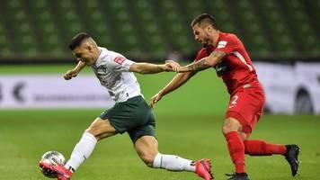 Relegation - Werder droht weiter der Abstieg: Nullnummer gegen Heidenheim