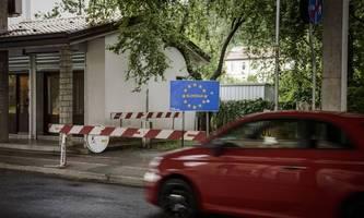 Grenzöffnung: Slowenien streicht Kroatien von grüner Liste